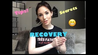 RECOVERY: WHAT YOU MIGHT NOT KNOW