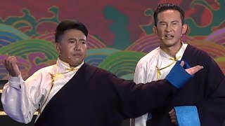 Tibetan Comedy - 14. We can't always follow Rinpoche's Predictions