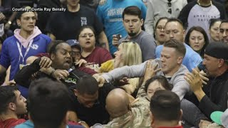 Brawl breaks out between parents at State Wrestling Championship