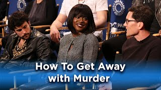 Paley Celebrates Pride: How to Get Away with Murder at PaleyLive LA: Full Conversation