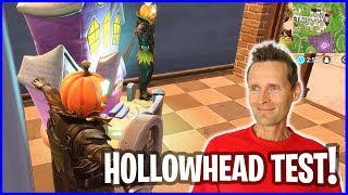 Is HOLLOWHEAD Lucky?, Testing HOLLOWHEAD T-Pose in Store?!?