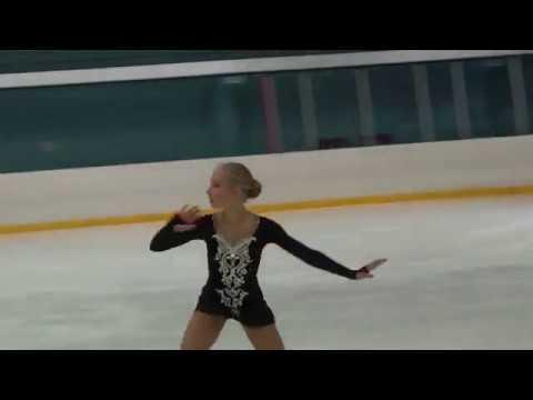 Ева Кобзарь, КП, КМС,  2 этап Кубка СПб 2018