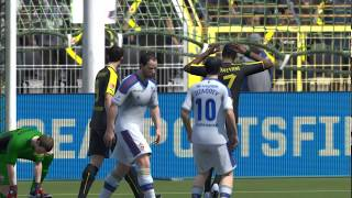 FIFA 14 - 2013 - Seasons - EA Shield Cup Part 4 (PC)