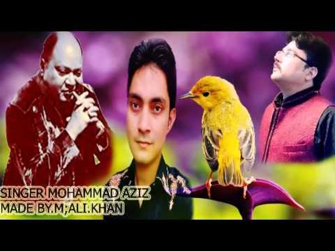Kash Main Koi Panchhi Hota(Singer mohammad aziz)FULL SONG original cd song