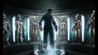 All Iron man suit-ups (2008-2019).Transformation  Ultra HD (Iron man to Avengers:Endgame) With Armor