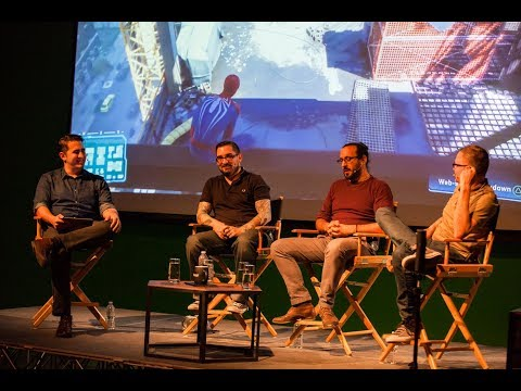 Insomniac Games: Game Artist Panel at Gnomon