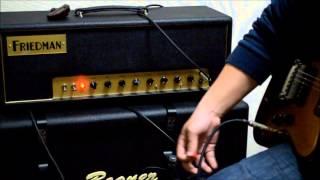 Friedman Smallbox 50 Van Halen Unchained cover