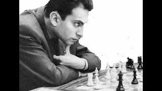 Mikhail Tal vs Geza Fuster - Slovenia 1958
