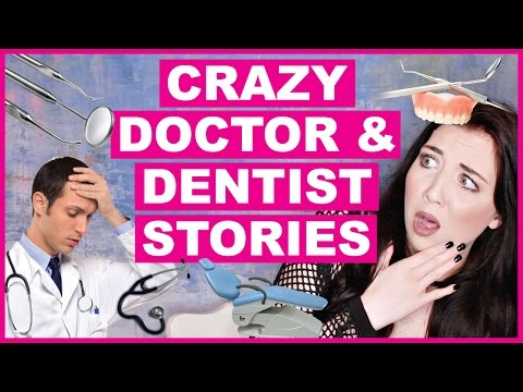 Doctor Dropped Me At Birth | Crazy Doctor & Dentist Stories