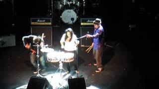 Elevate Oakland First Ever Benefit Concert - Sheila E Vs. Escovedo Brothers - Battle Of Timbales!