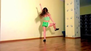 Лучшие уроки ТВЕРК TWERK BOOTY DANCE в Алматы, импровизация