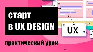 UX дизайн для новичков. С чего начать. Уроки и обучение ui/ux дизайну