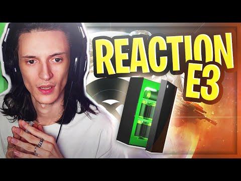 REACTION ALLA CONFERENZA XBOX E BETHESDA w/MELAGOODO | E3 2021