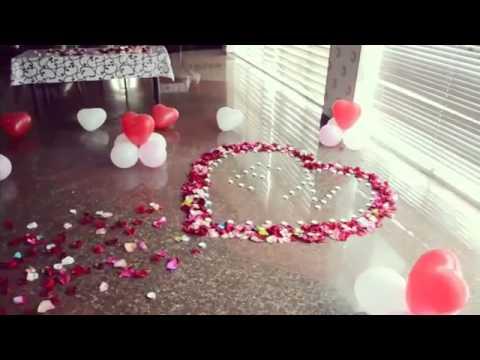 Çox Gözəl Romantik Bir Ad Günü