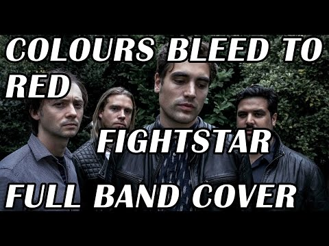 Colours Bleed to Red - Fightstar Studio Cover (Rough Edit) Mastering tips welcome!