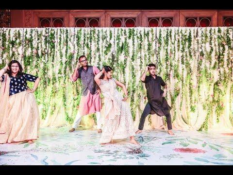 Badri Ki Dulhania   Cousins Dance   Dancamaze   Sangeet Dance   Wedding Dance