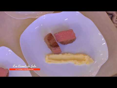 recette pav s de veau de nicole fagegaltier les carnets de julie la cuisine aveyronnaise. Black Bedroom Furniture Sets. Home Design Ideas