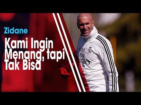 Real Madrid kembali Telan Kekalahan di Pekan Terakhir La Liga, Zidane Buka Suara