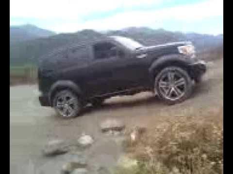 Paisa Dodge Nitro 4x4 Hill Climb - YouTube