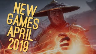 Top 7 New Games April 2019 Gameplay Trailers