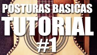 APRENDE BAJOQUINTO TUTORIAL #1 (Posturas Básicas)