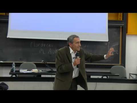 Intervento di M.Scardovelli alla facoltà di Economia di Genova