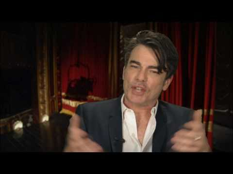 Peter Gallagher: Burlesque Interview