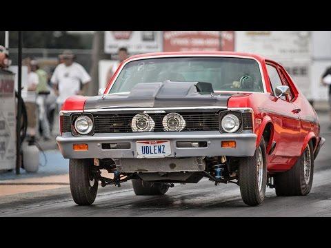8-Second Twin Turbo Nova - Street Car CHAMP!