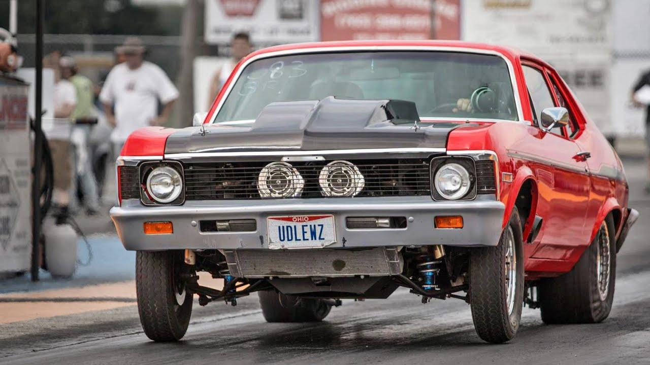 8-Second Twin Turbo Nova - Street Car CHAMP! - YouTube