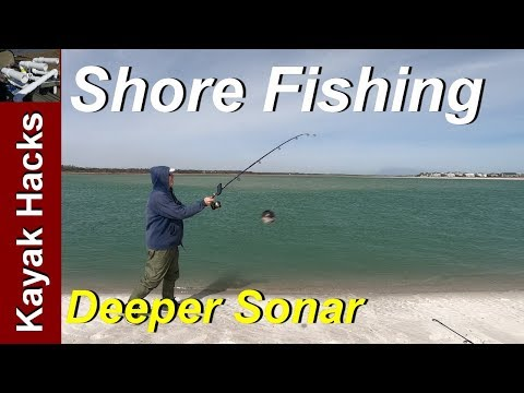 Deeper Sonar - How To Use It When Channel Fishing