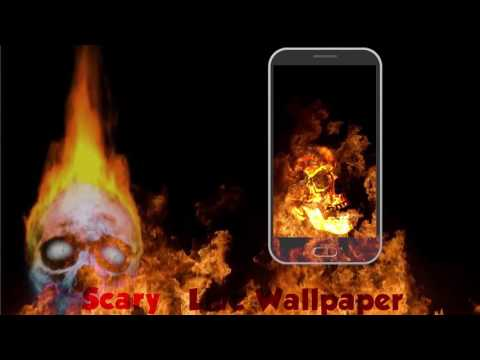 Scary Skull Backgrounds