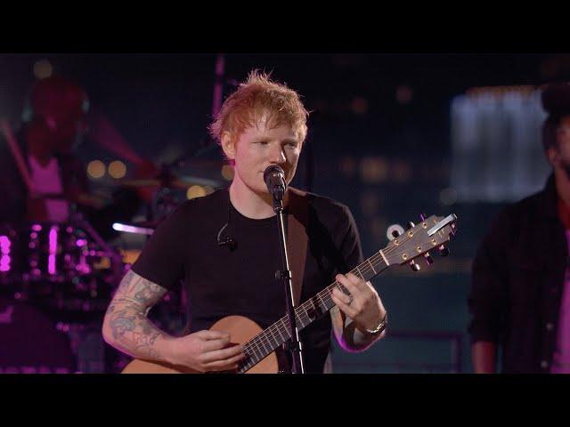 Ed Sheeran - Shivers [Live at the MTV VMAs 2021]
