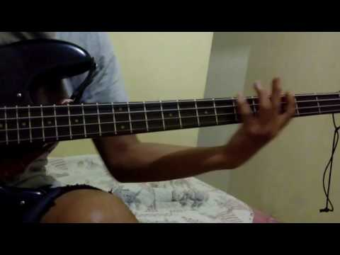 THE SIGIT - ALL THE TIME COVER BASS