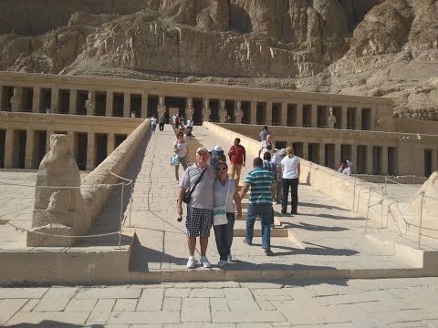 EGYPT- 2015: Cruise on the Nile River (Luxor, Esna, Kom Ombo, Edfu, Aswan), Abu Simbel & Hurghada