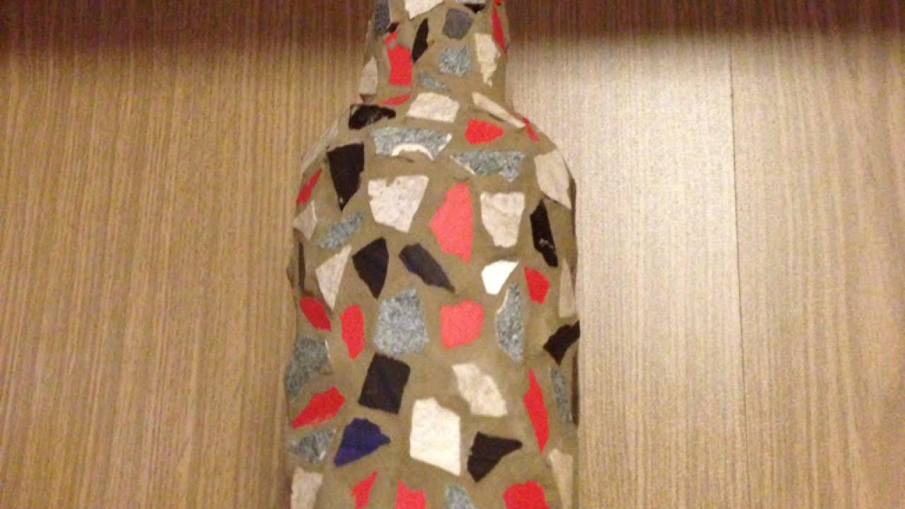 Wine Bottle Crafts Youtube