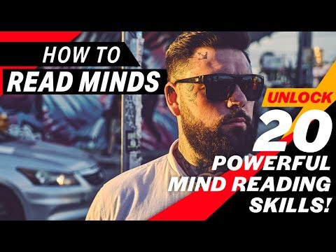 How To Read Minds By Ellusionist X Peter Turner (AVAILABLE NOW)
