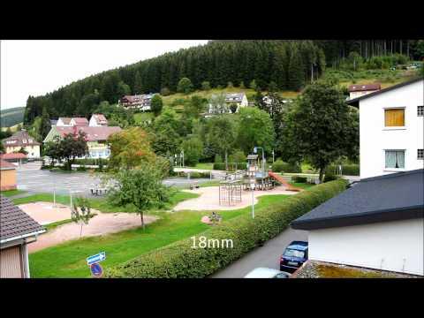 Canon EOS 600D + Tamron 18-270mm PZD + Digitalzoom | Test Video