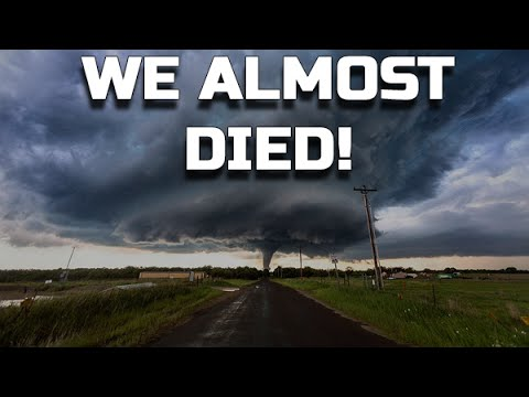Tornado Almost Killed Us!