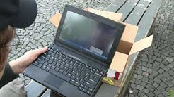 Dell Latitude 2100 unboxing
