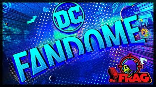 We take a dive into the DC FanDome and give our takes on the new DC entertainment that's coming!