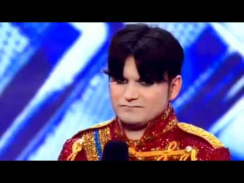 Michael Lewis - The X Factor 2010