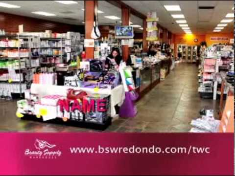 Beauty supply warehouse overview video by corp shorts for Beauty salon equipment warehouse