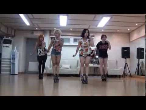 Tiny-G 'Miss You' mirrored Dance Practice
