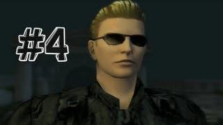 Resident Evil Code: Veronica X - Walkthrough Part 4 - The Private Residence