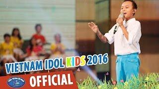 vietnam idol kids thần tượng m nhạc nh 2016 vng studio về miền ty hồ văn cường