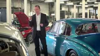 How to buy a classic car at auction...with Quentin Willson