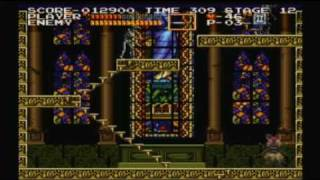 Castlevania Chronicles (Stage 4)