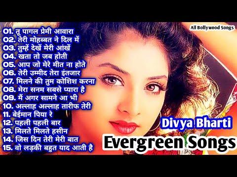 Hindi Hits song Divya Bharti . JUKEBOX MP3