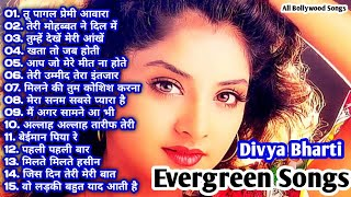 Hindi Hits song Divya Bharti . JUKEBOX MP3