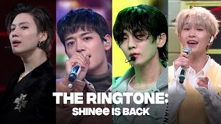 SHINee '이데아 (IDEA:理想) + I'm Home (그래) + Imagine + 어떤 사이 (Sign)' Live @The Ringtone: SHINee is Back